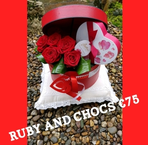 Roses and Butlers chocolates